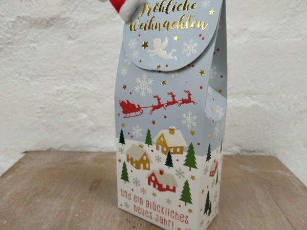Tee, lose, Früchtetee, Fröhliche Weihnachten und glückliches Jahr
