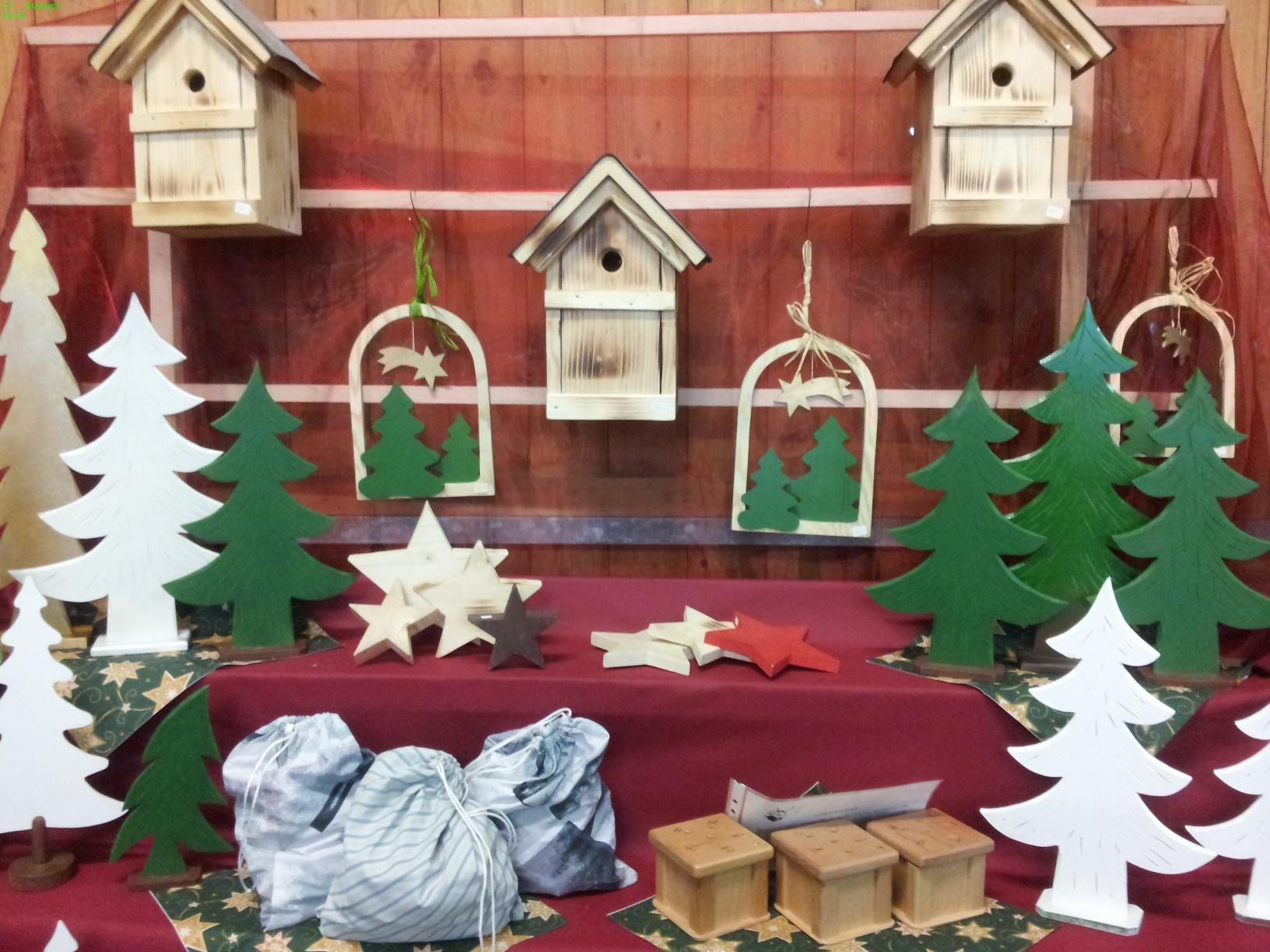Weihnachtsdeko Hofverkauf bei Nienburg